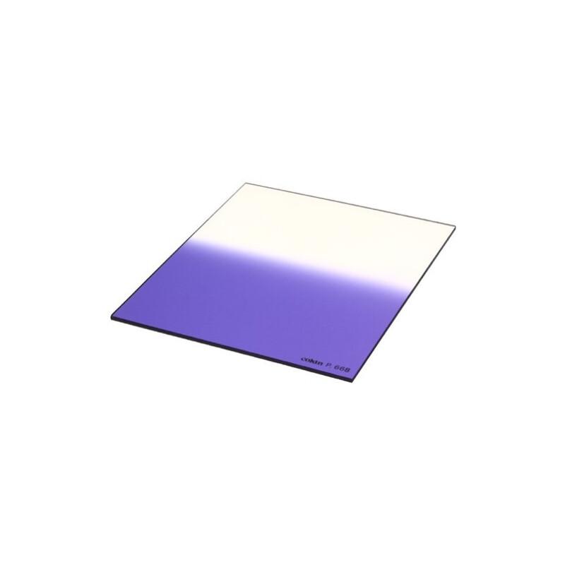 Cokin P668 Verlauf leuchtend Violett 1