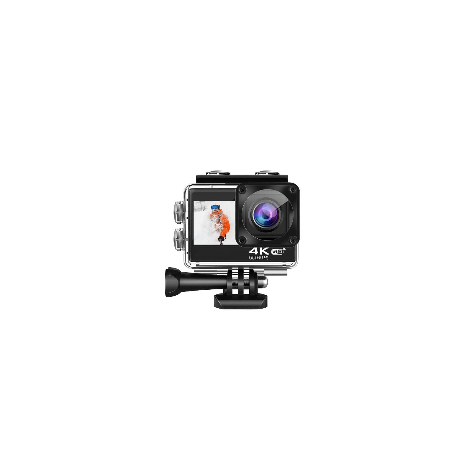 Ki-Tec 4K-60fps Action Camera inkl. Dual-Screen