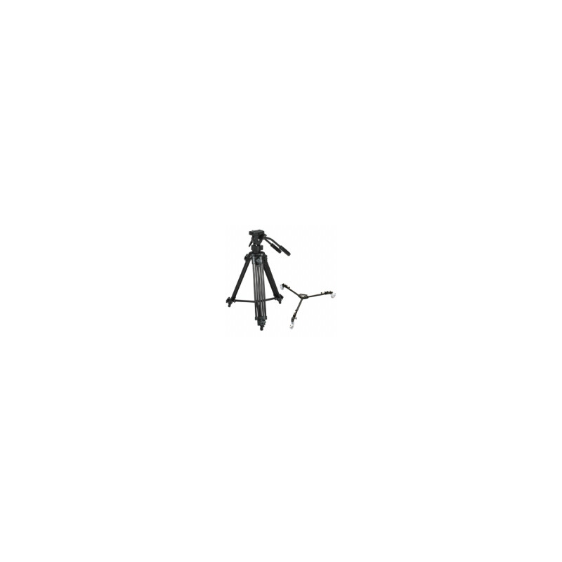 walimex pro EI-9901 Video-Pro-Stativ + Stativwagen