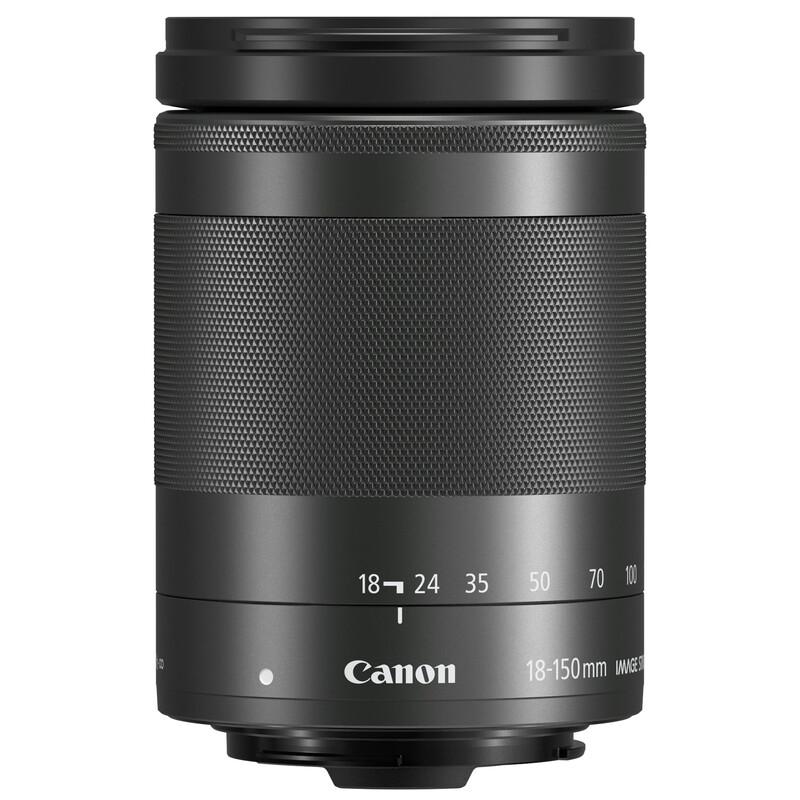 Canon EF-M 18-150/3,5-6,3 IS STM schwarz + UV Filter