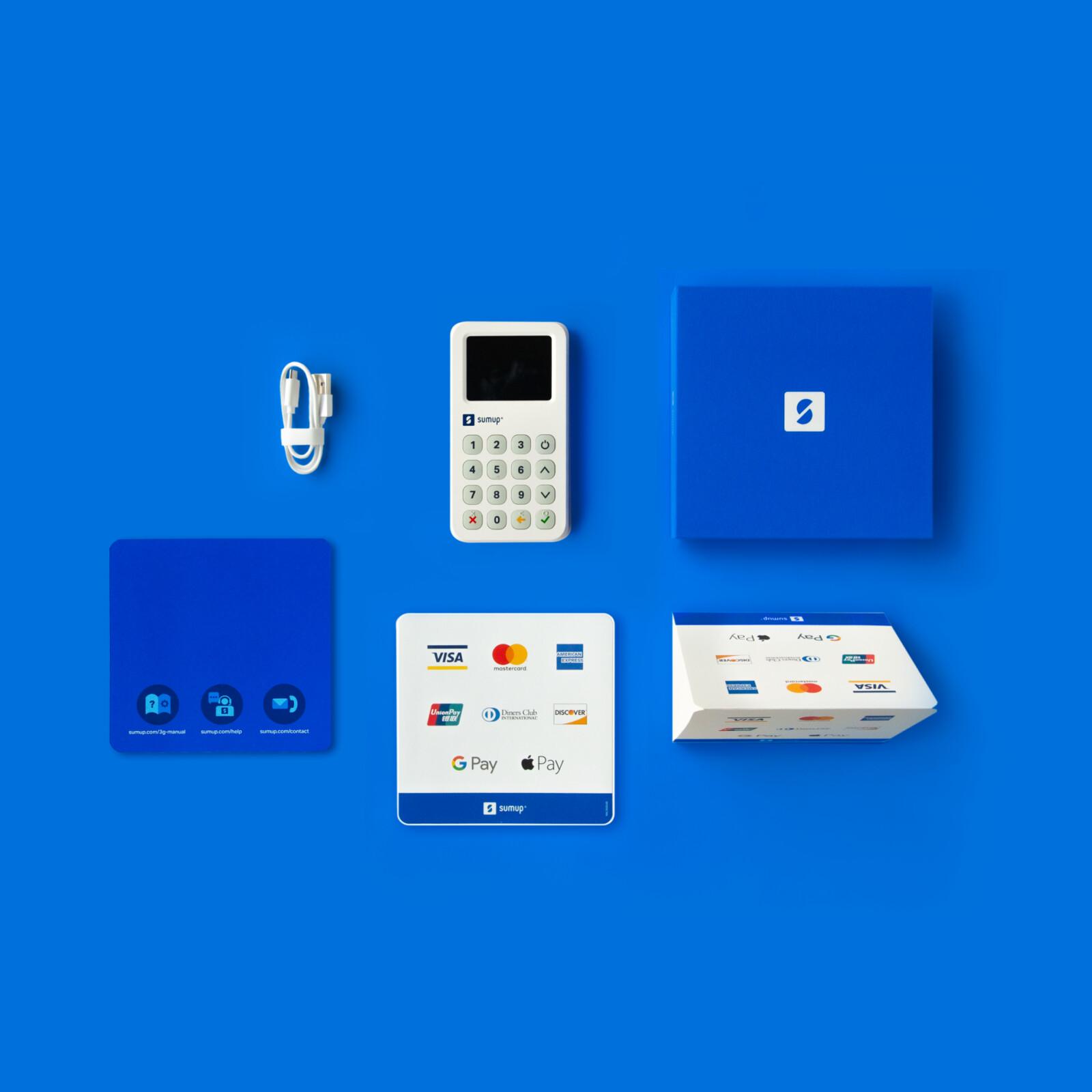 SumUp 3G Retail Package - AT