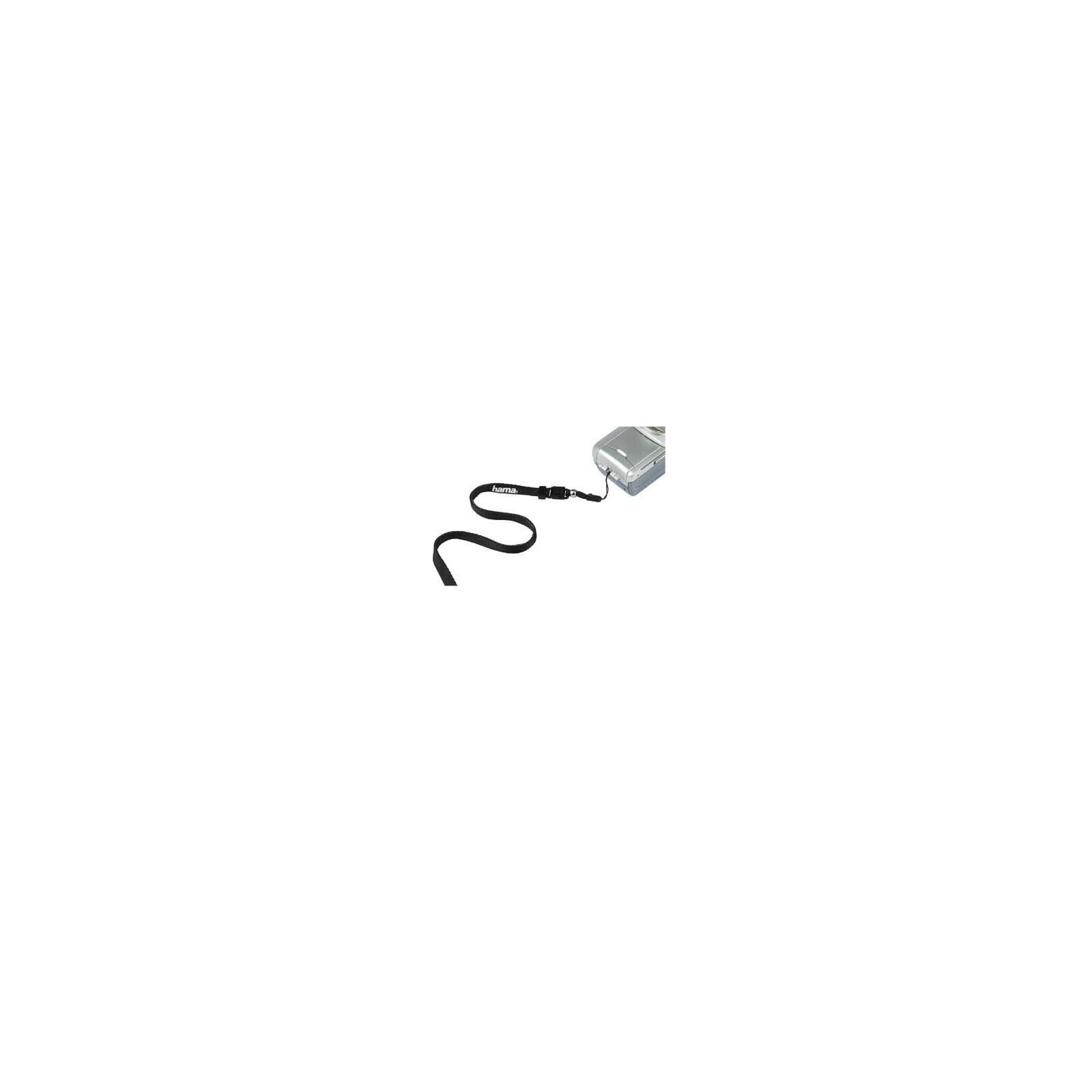 Hama 27823 Trageschlaufe mit Schnellverschluss 45cm Schwarz