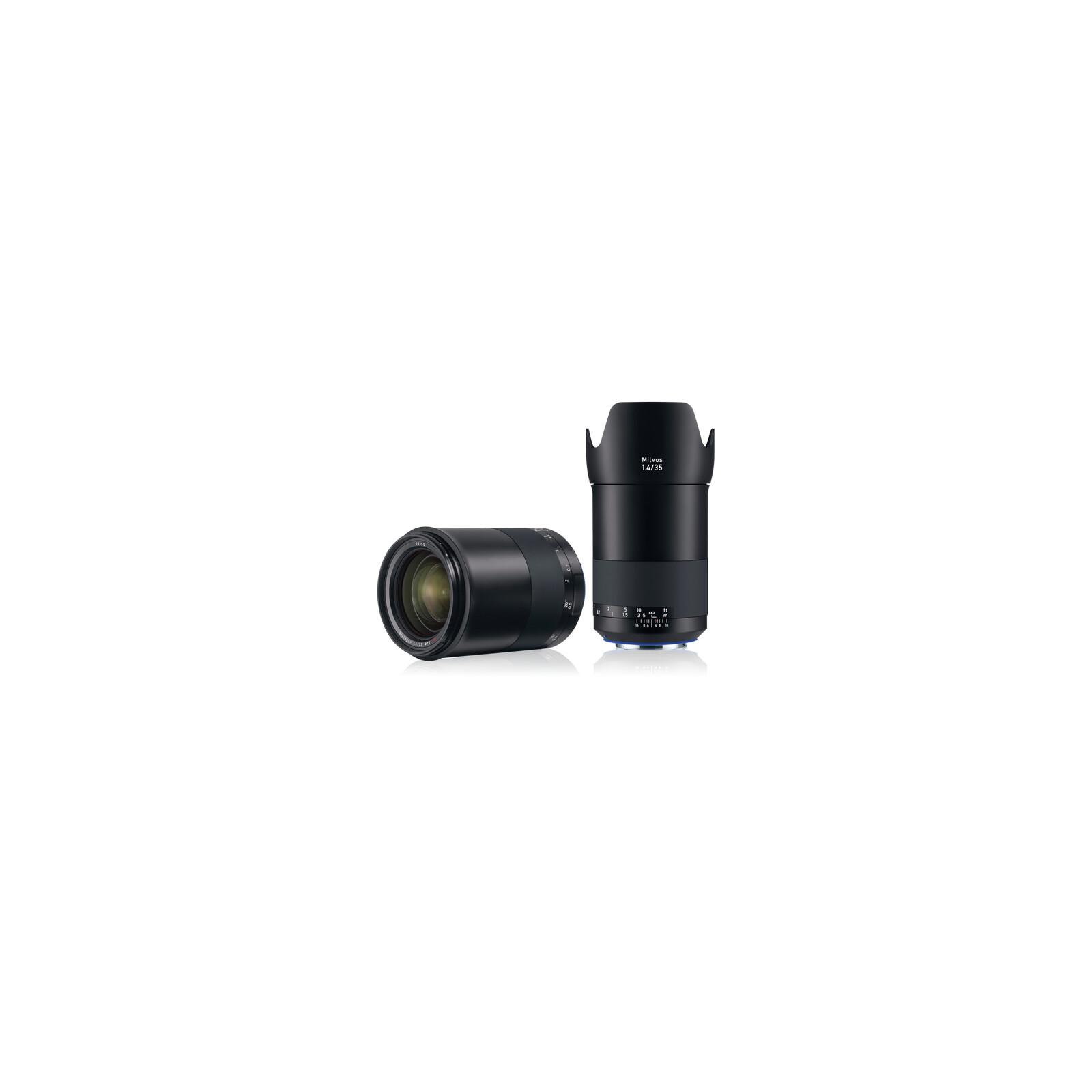 Zeiss Milvus 35/1,4 ZE Canon