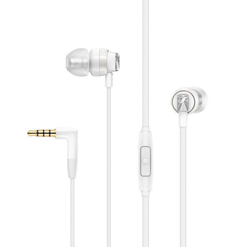 Sennheiser CX 300S Headset Weiß
