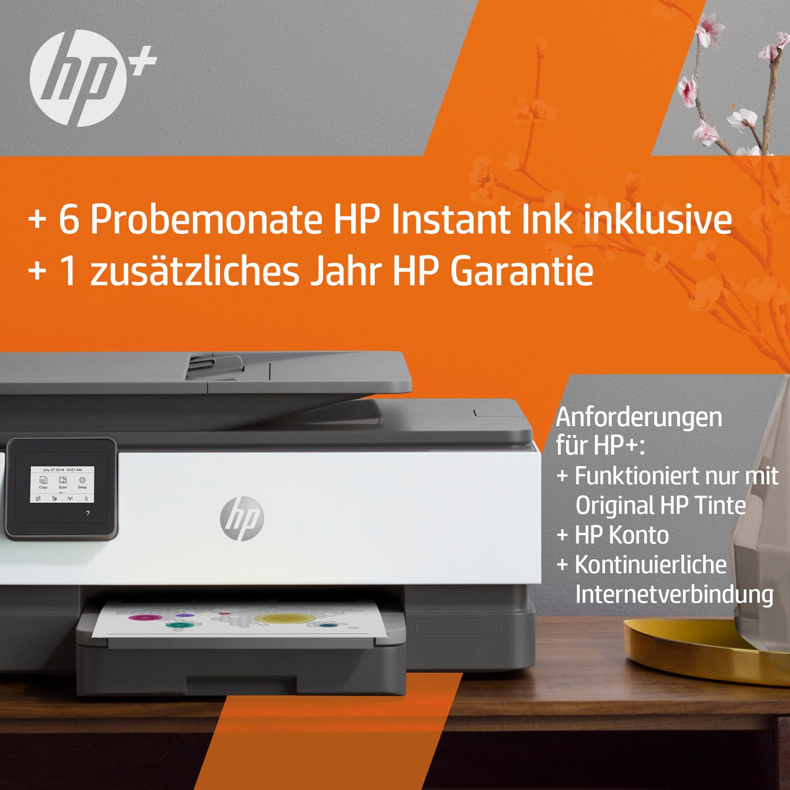 HP Officejet 8012e All In One Drucker