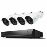 Reolink Überwachungskamera Set RLK8-510B4-A