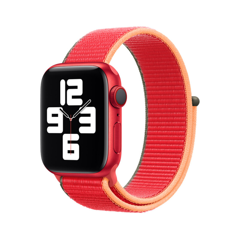 Apple Watch 40mm Sport Loop (PRODUCT) RED
