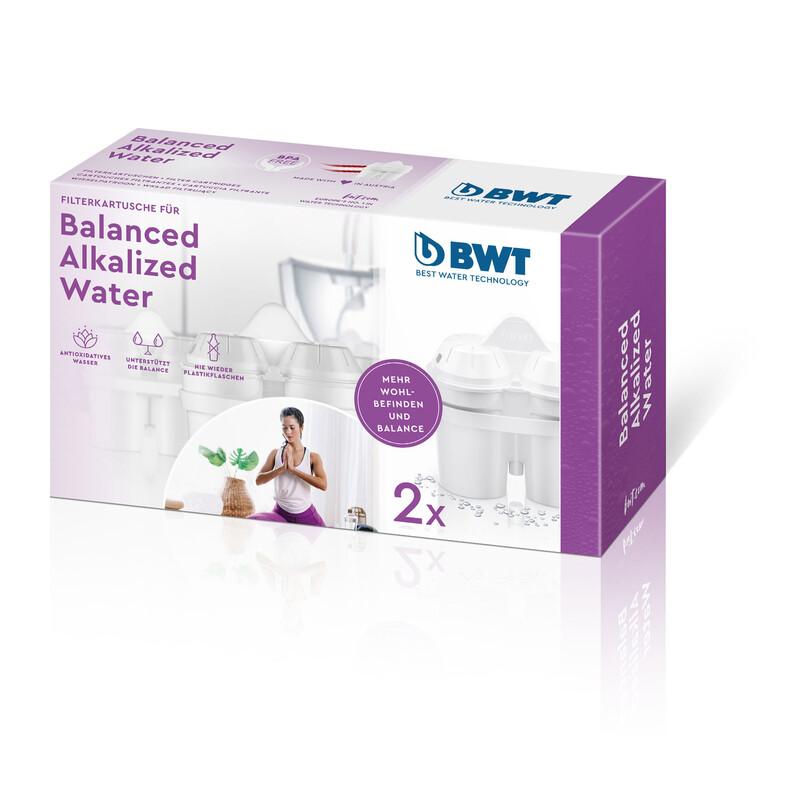 BWT Balanced Alkalized Water 2er Kartusche