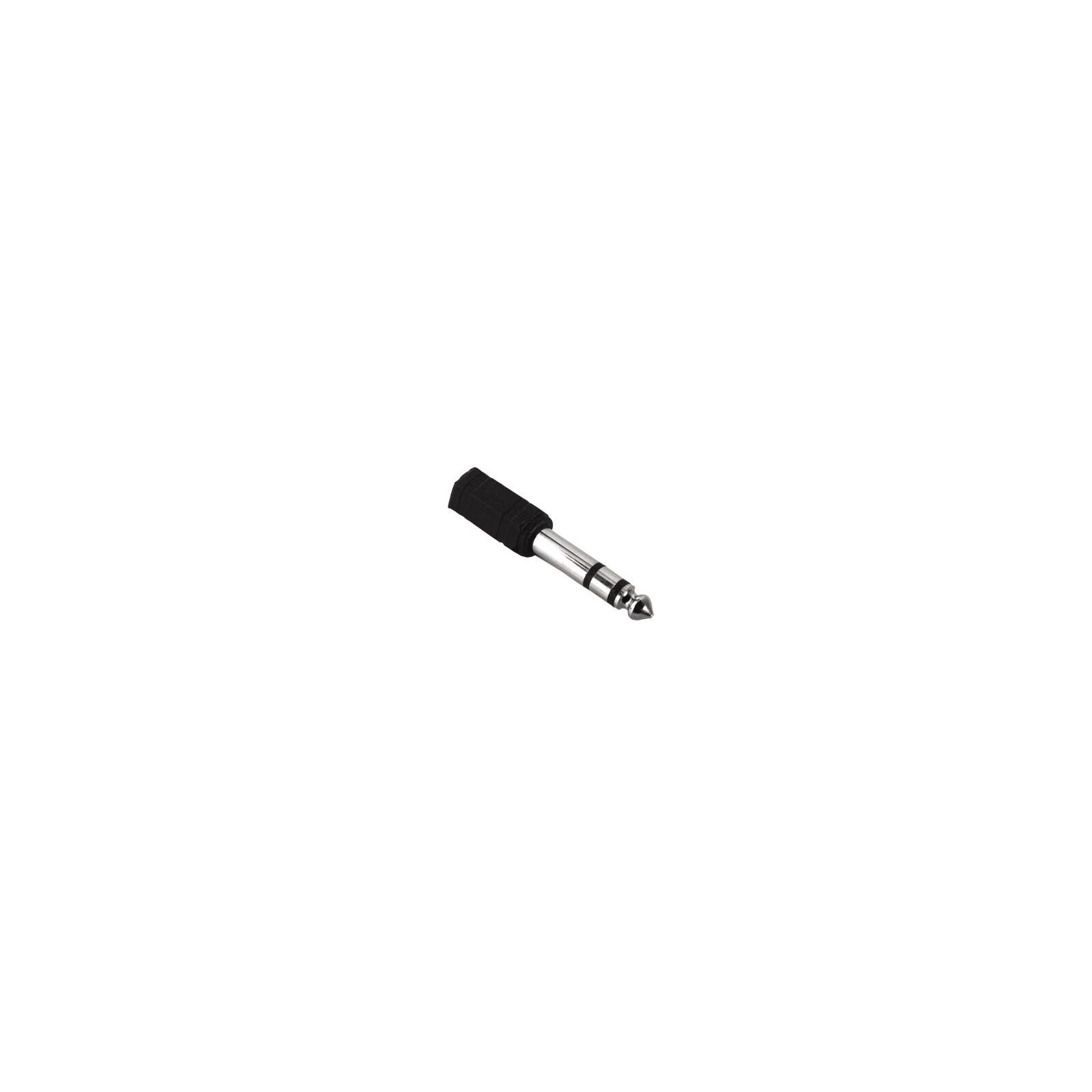 Hama 122386 Audio-Adapter 3,5mm Klinken-Kupplung