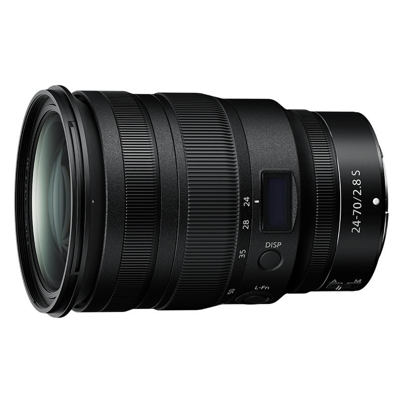 Nikkor Z 24-70/2,8S + UV Filter