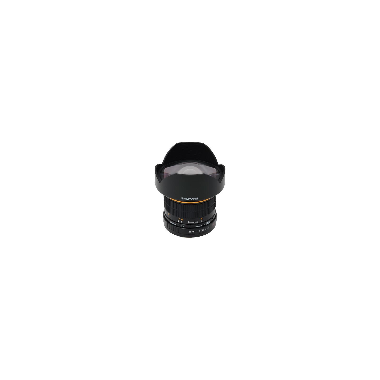 Samyang MF 14/2,8 Canon EF