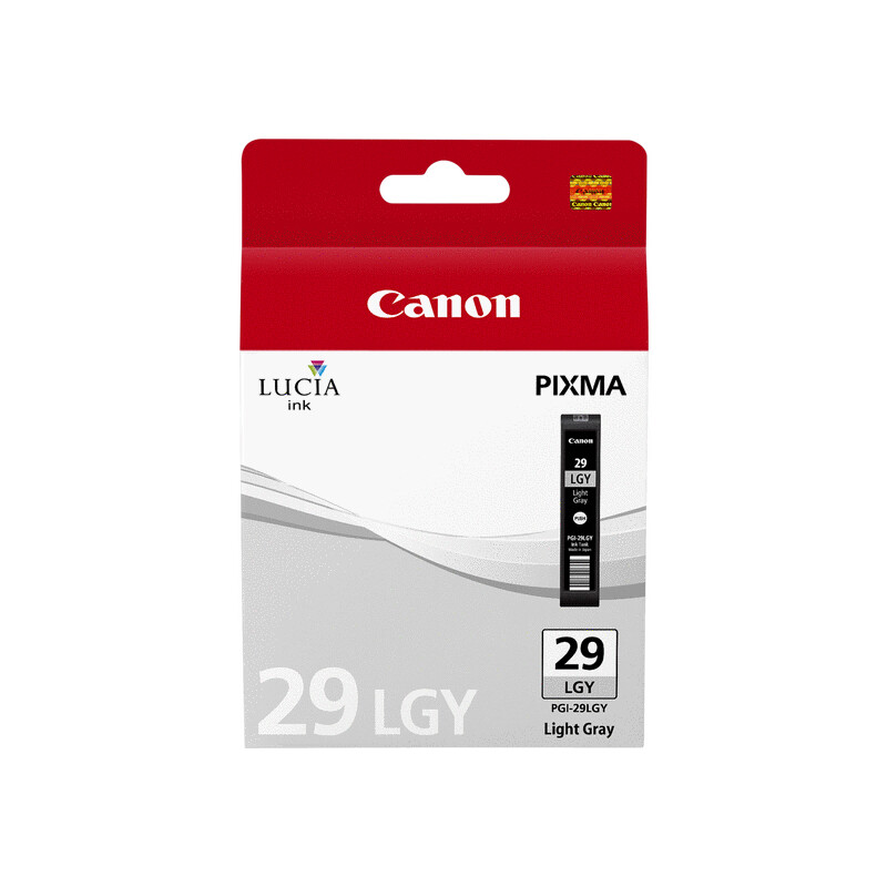 Canon PGI-29LGY Tinte Light Grey