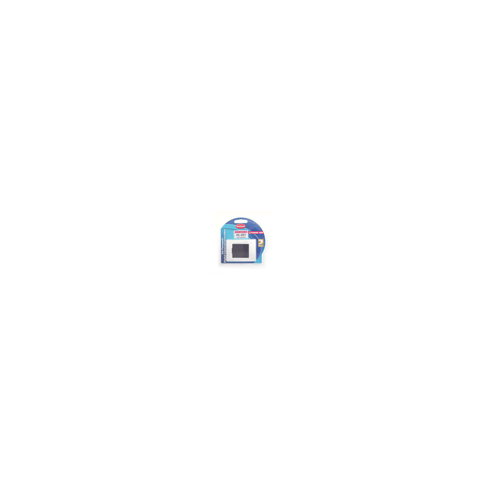 Hähnel Panasonic CGA-S001 Akku
