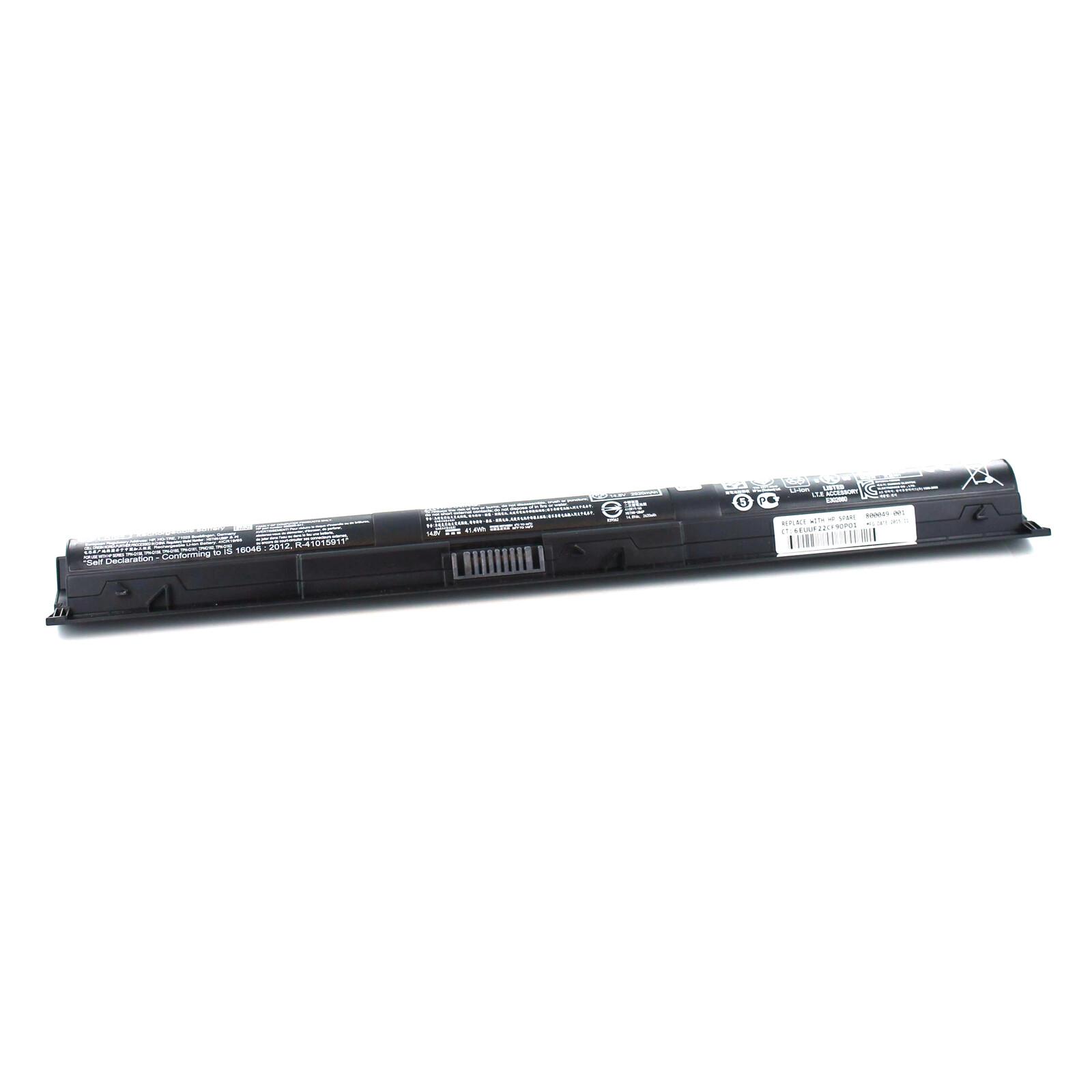 HP 35365 Original Akku HSTNN-DB6T