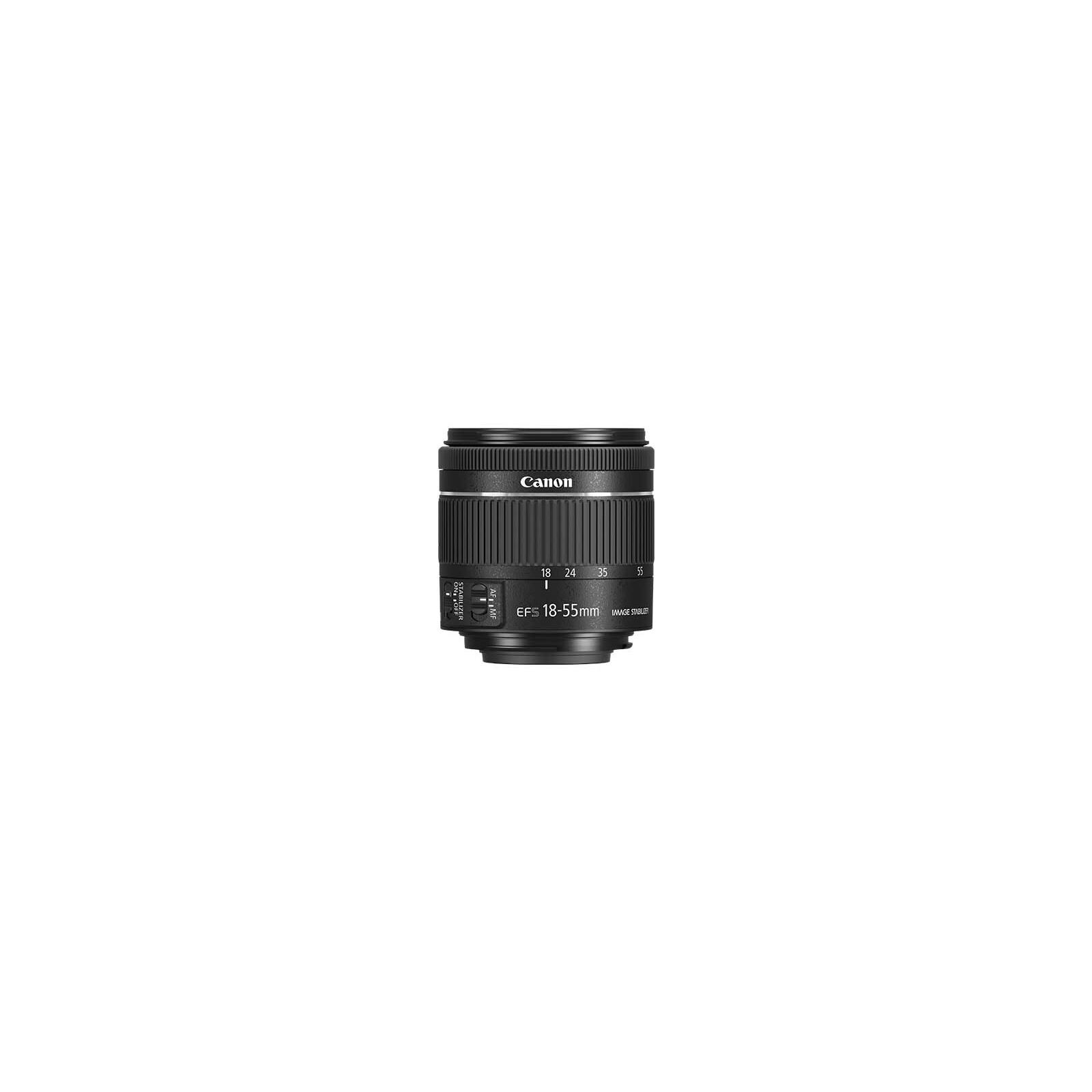 Canon EF-S 18-55/4,0-5,6 IS STM + UV Filter