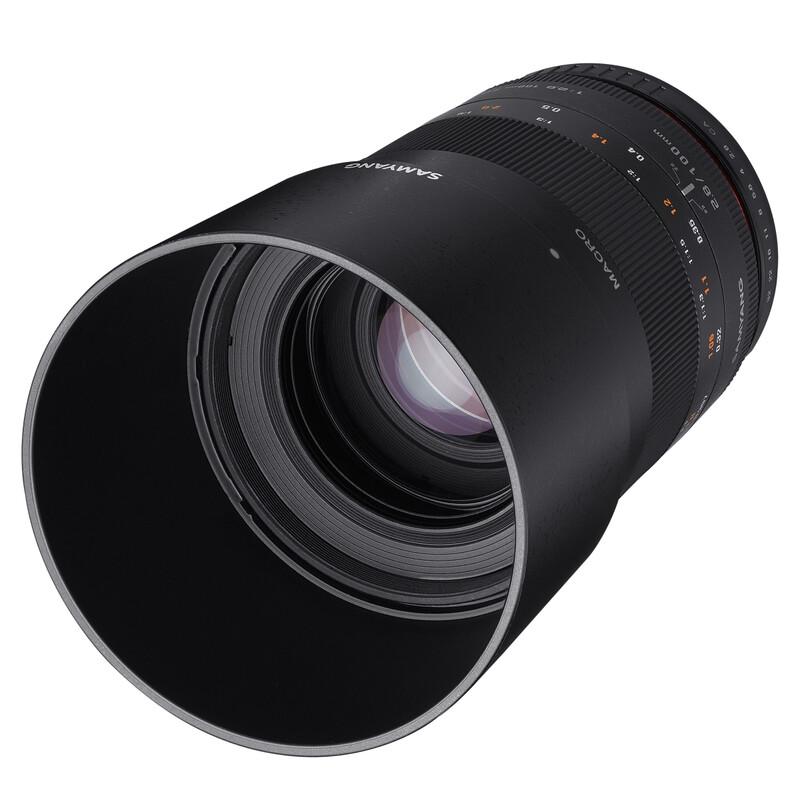 Samyang MF 100/2,8 Makro Sony A