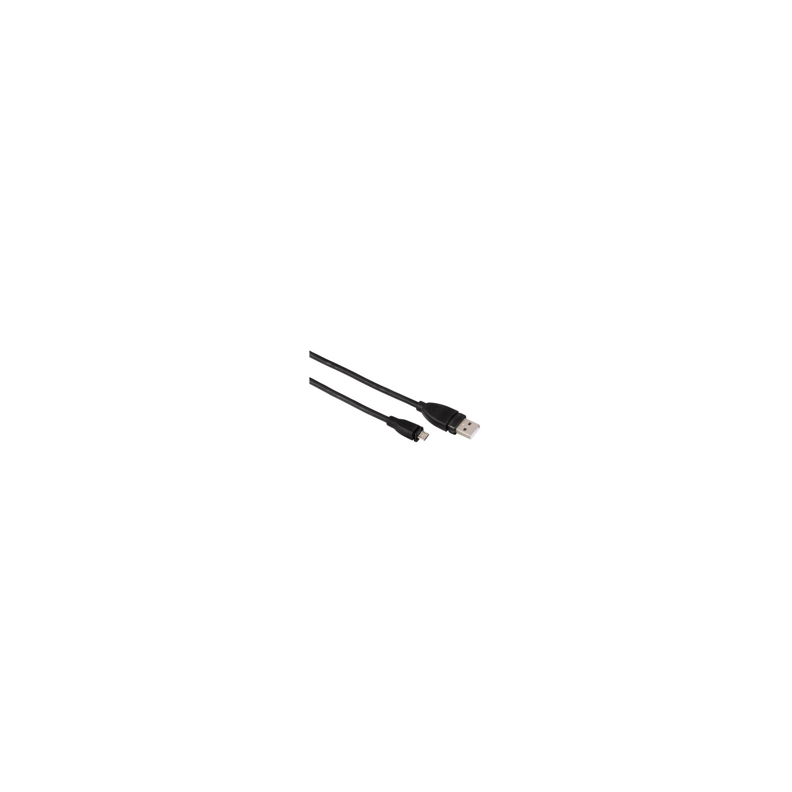 Hama Micro-USB-2.0 Kabel geschirmt 0,25m