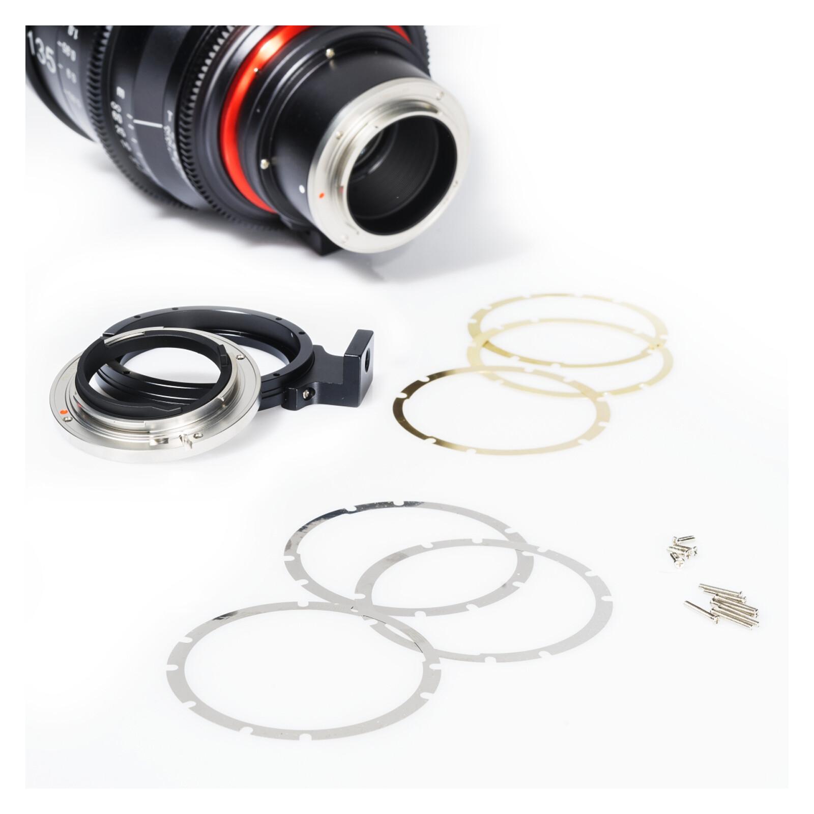 XEEN Mount Kit Nikon F 135mm