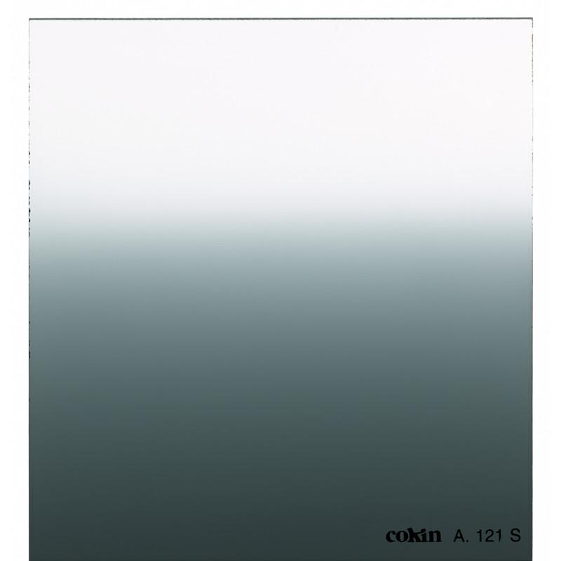Cokin A121S Verlauf Grau G2S