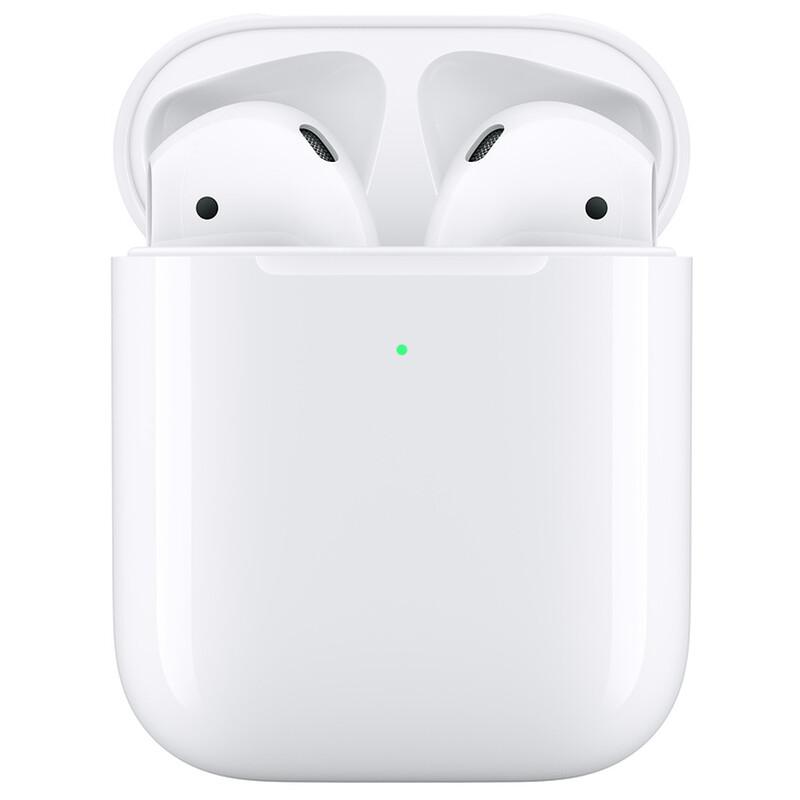 Apple AirPods 2 mit kabellosem Ladecase