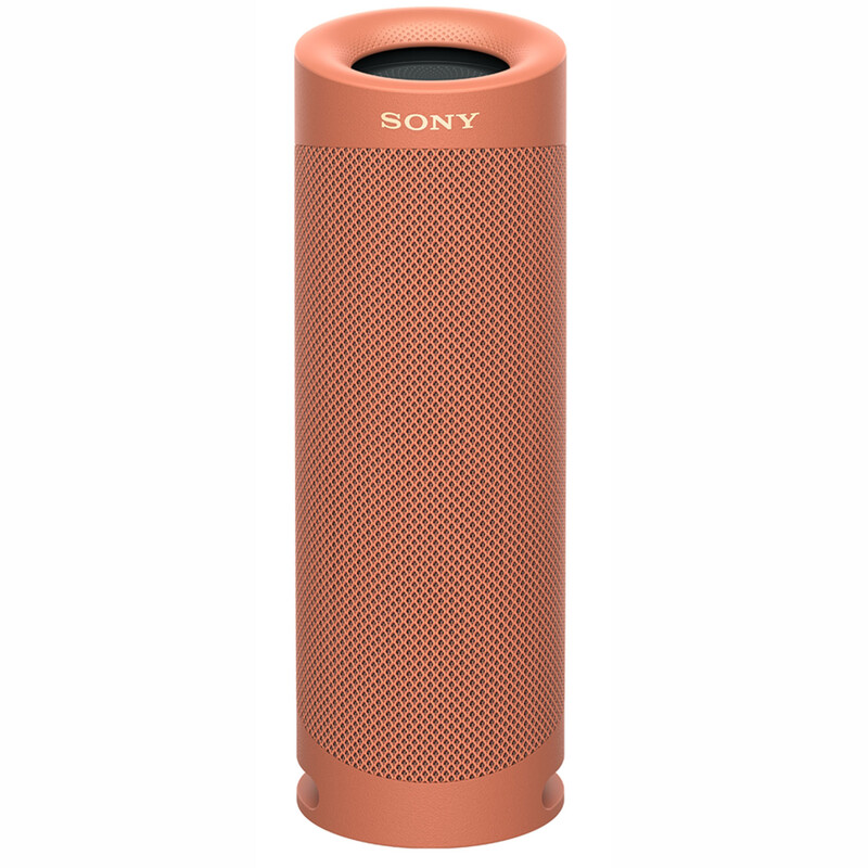 Sony SRS-XB23R Bluetooth Lautsprecher rot