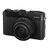 Fujifilm X-E4/ XF27mm Kit
