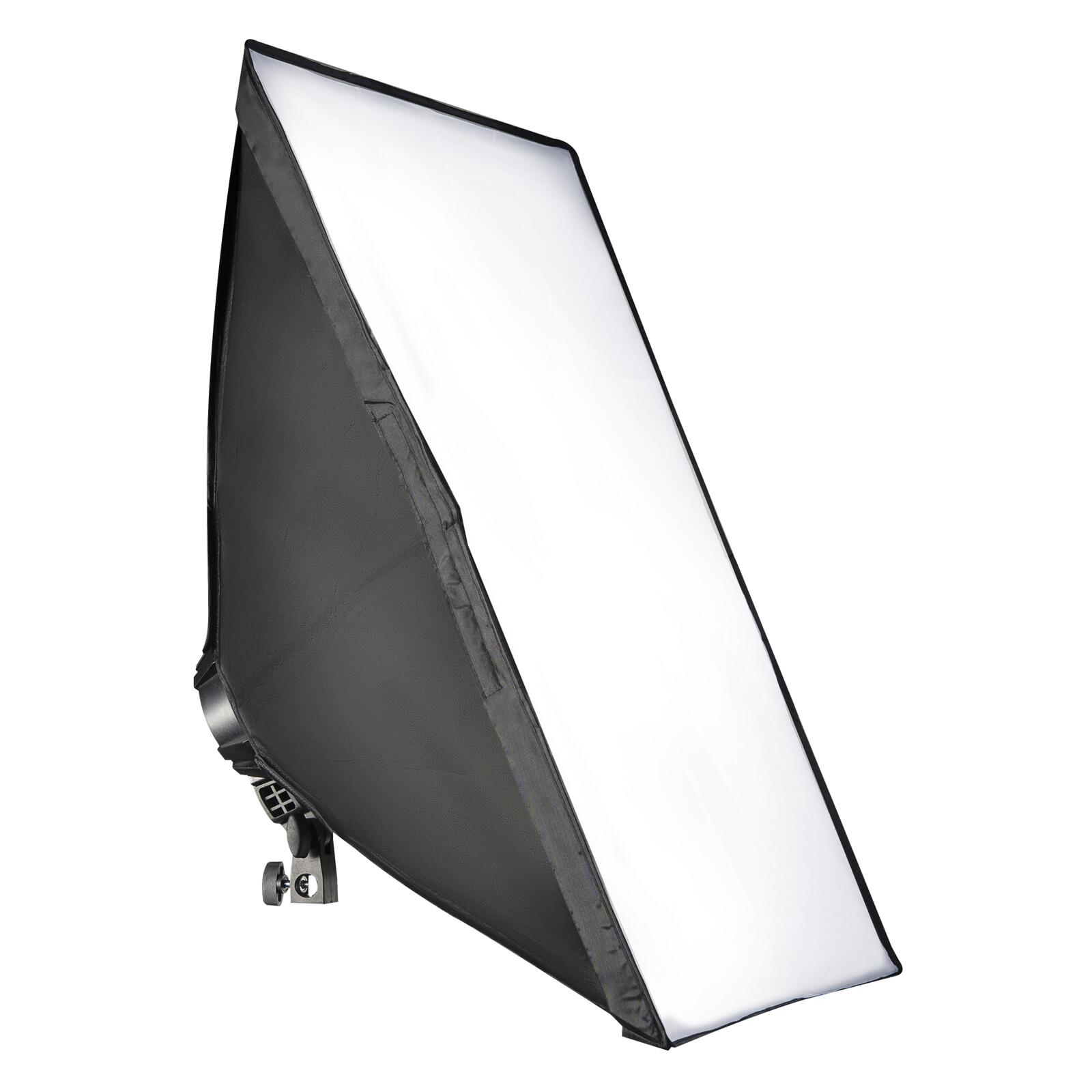 walimex Daylight 1000 mit Softbox, 50x70cm