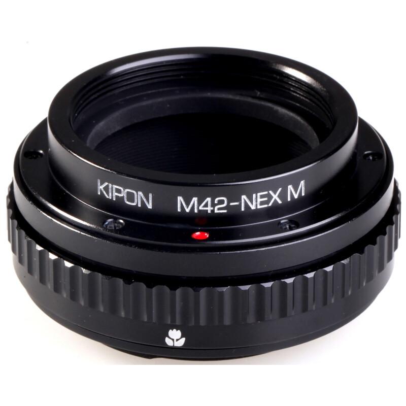 Kipon Makro Adapter für M42 auf Sony E