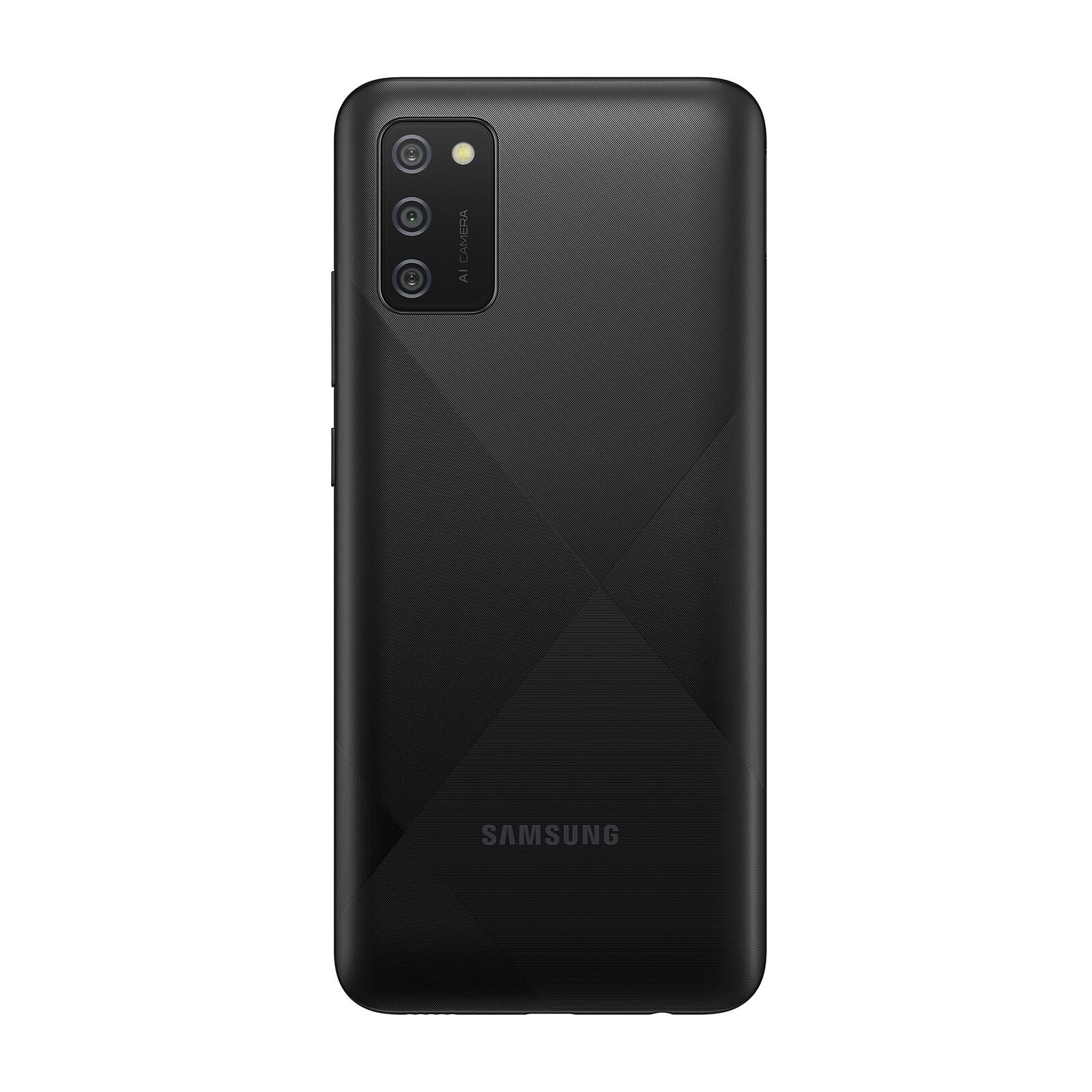 Samsung Galaxy A02s 32GB black Dual-SIM