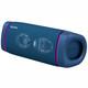 Sony SRS-XB33L Bluetooth Lautsprecher blau