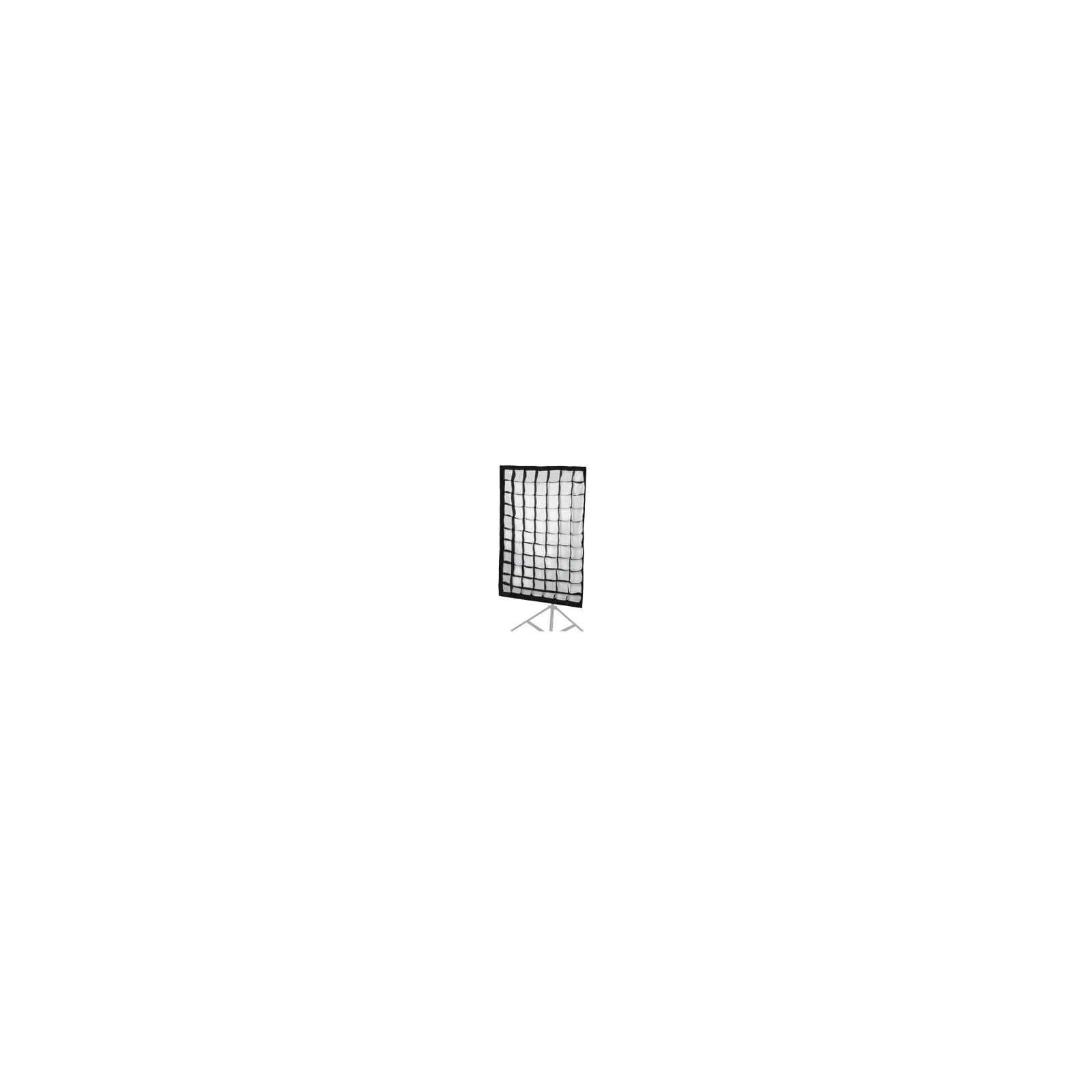 walimex pro Softbox PLUS 80x120cm + Univ. Adapter