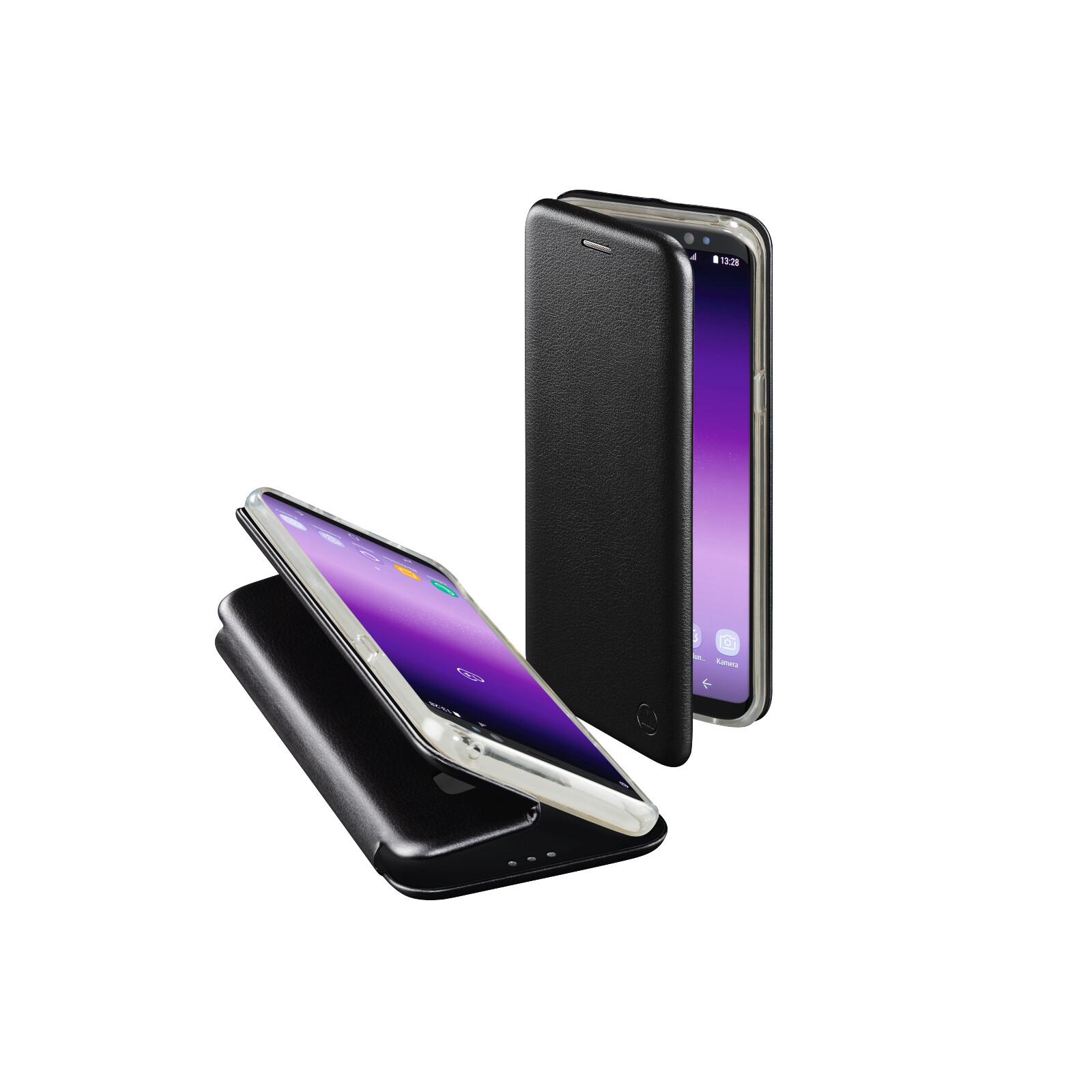 Hama Book Tasche Curve Samsung Galaxy S8 schwarz