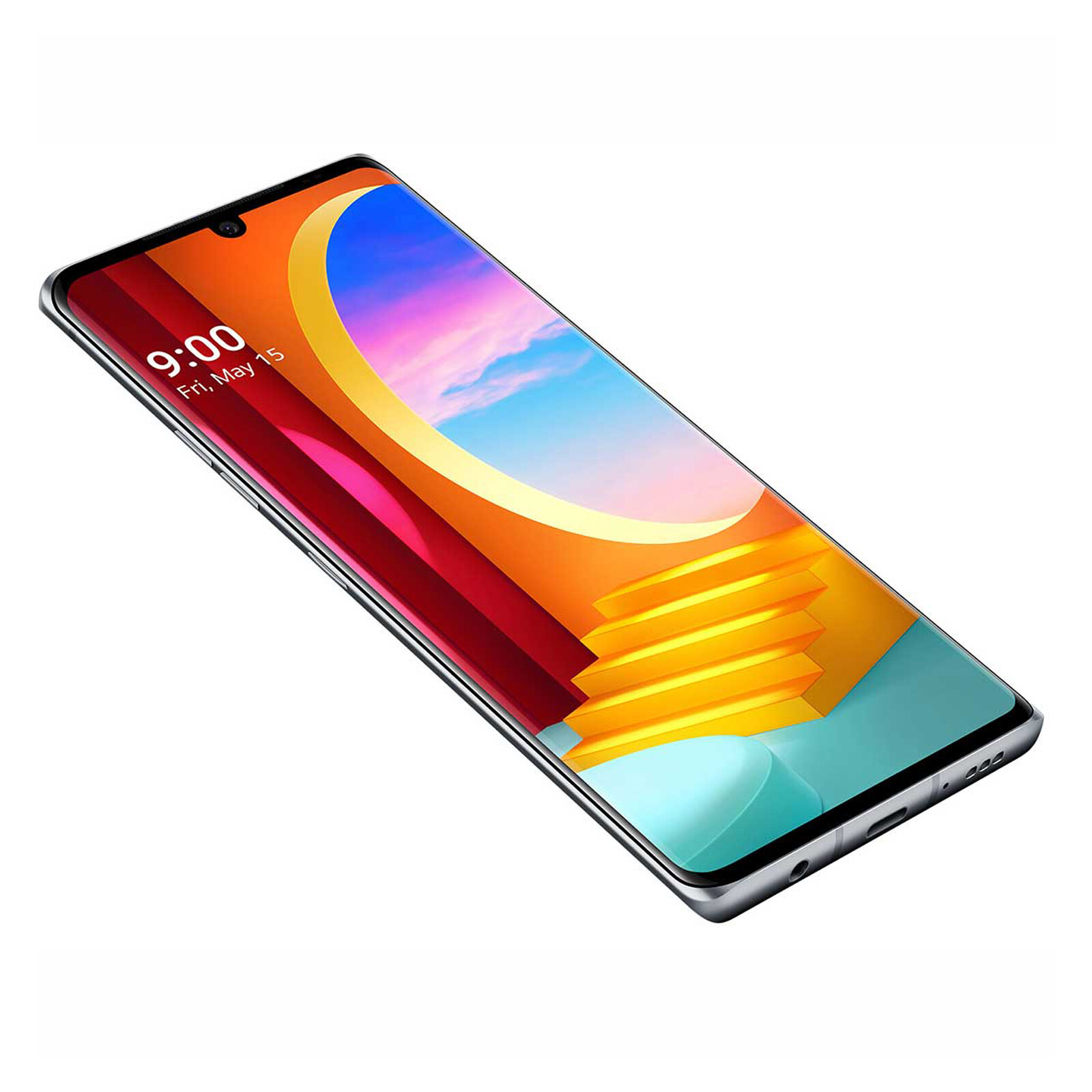 LG Velvet 128GB 4G schwarz
