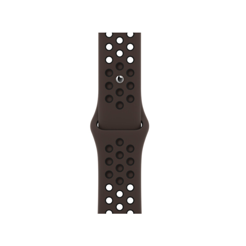 Apple Watch 40mm Nike Sportarmband ironstoneblue/green (Kopi
