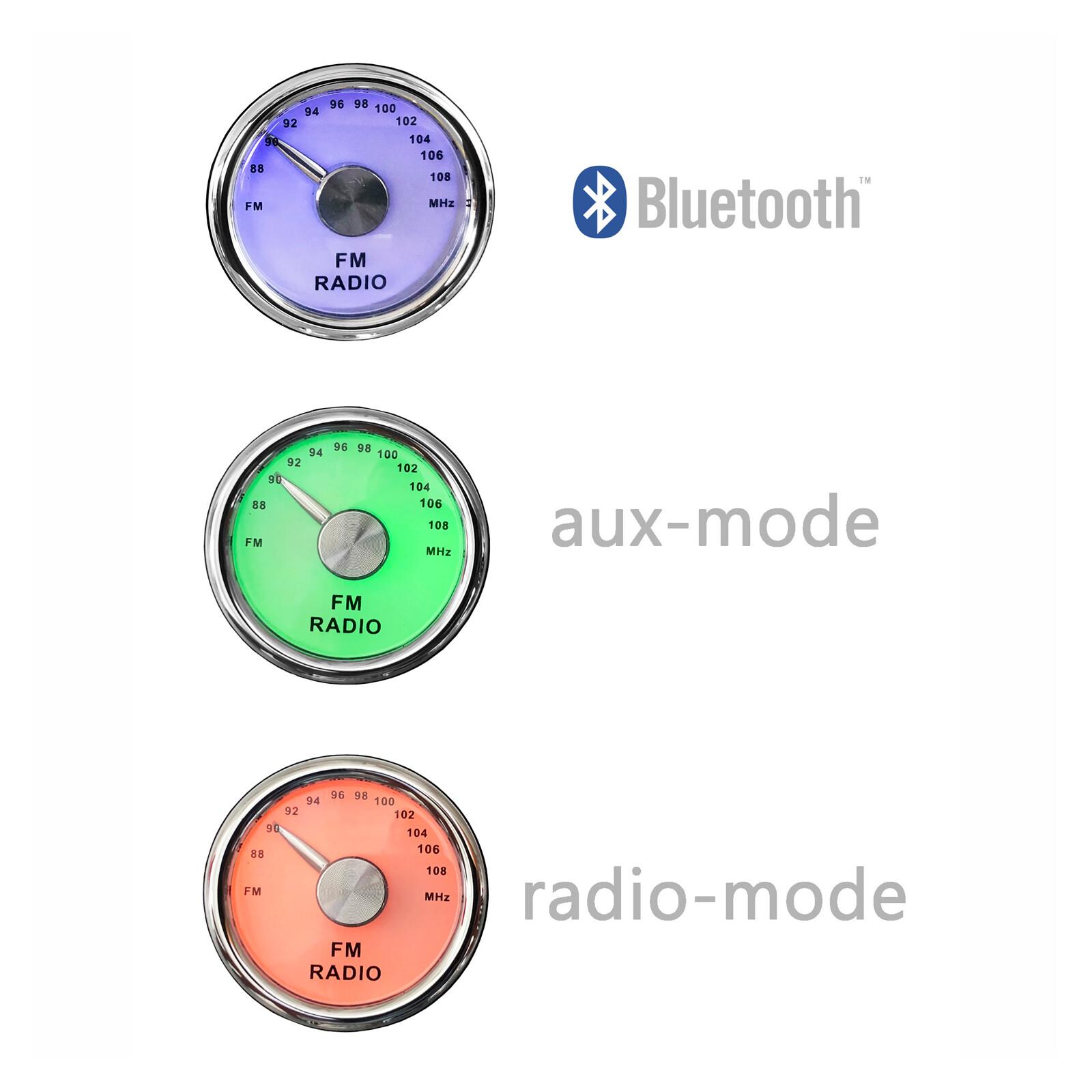 Silva Mono 1975 BT Portable Radio