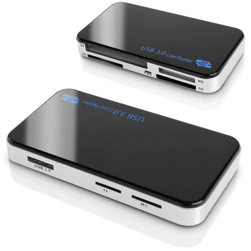 Axxtra Multi-Kartenleser USB 3.0