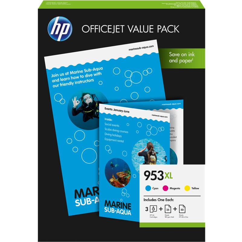 HP  953XL 1CC21AE Value Pack