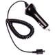 Axxtra KFZ Ladegerät Micro USB mit Spiralkabel 1 Ampere