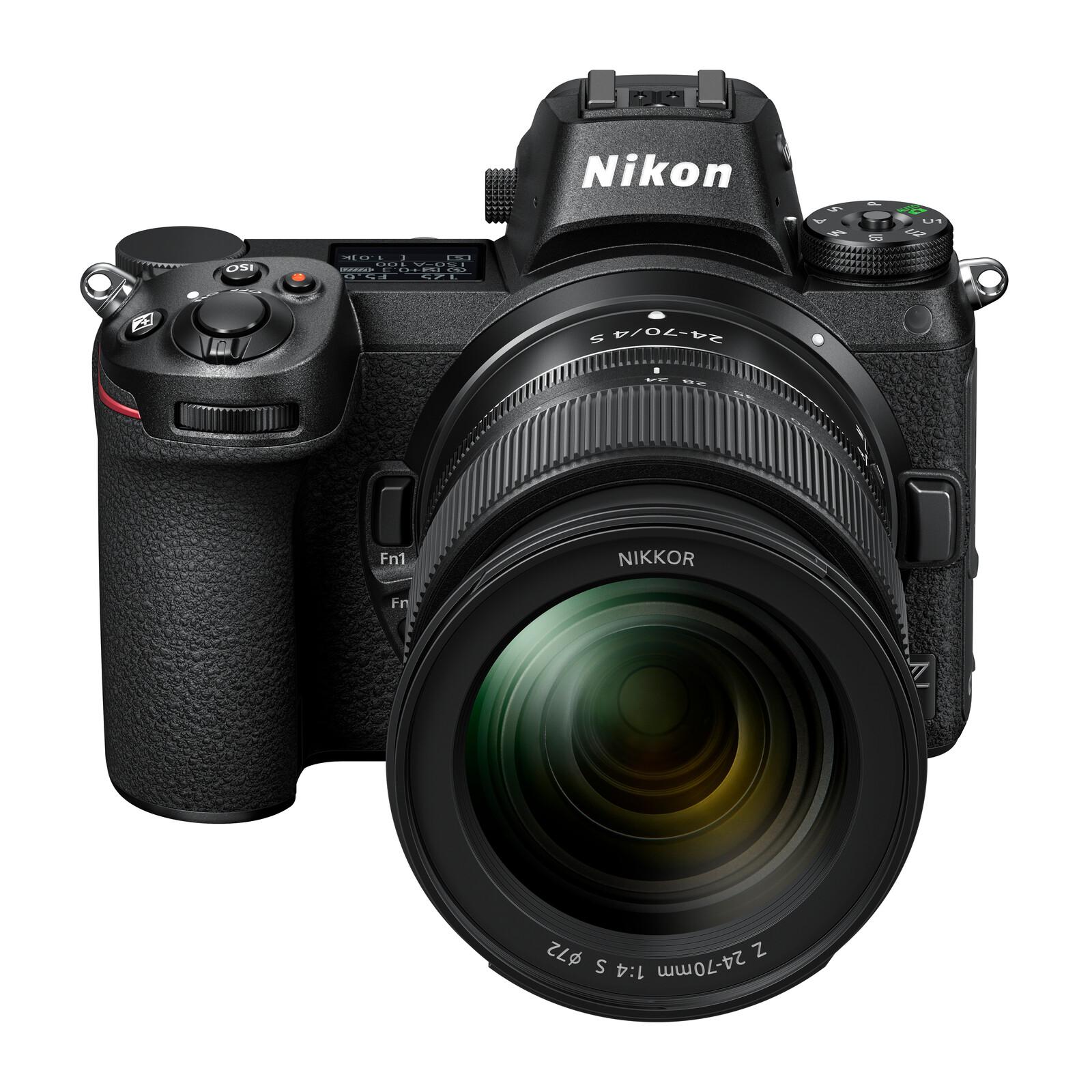 Nikon Z6 +Nikkor Z 24-70mm/4,0S + FTZ Adapter + 64GB XQD