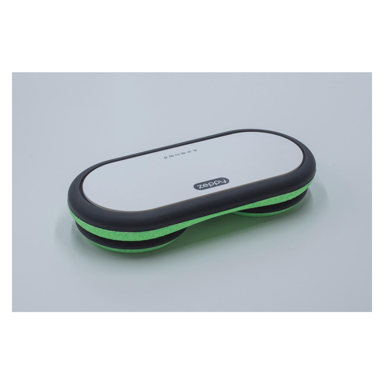 Zeppy MKII Bluetooth Lautsprecher grün