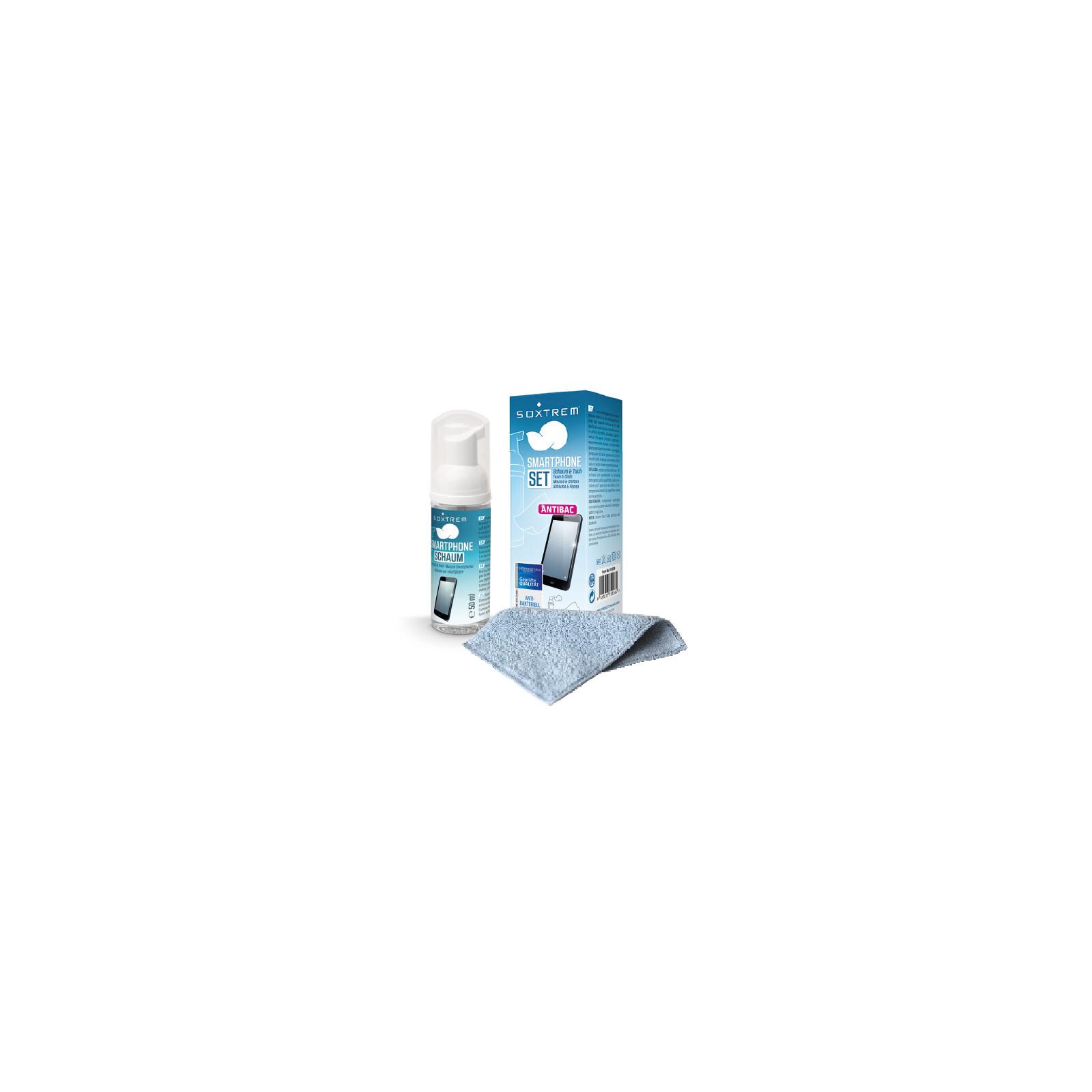 Merx Soxtrem Bildschirm Reinigungsset - Schaum und Tuch