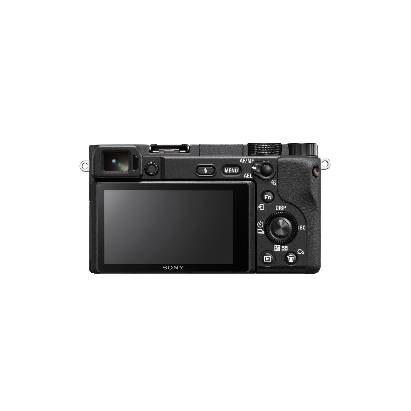 Sony ALPHA 6400+SEL 18-135/3,5-5,6 OSS