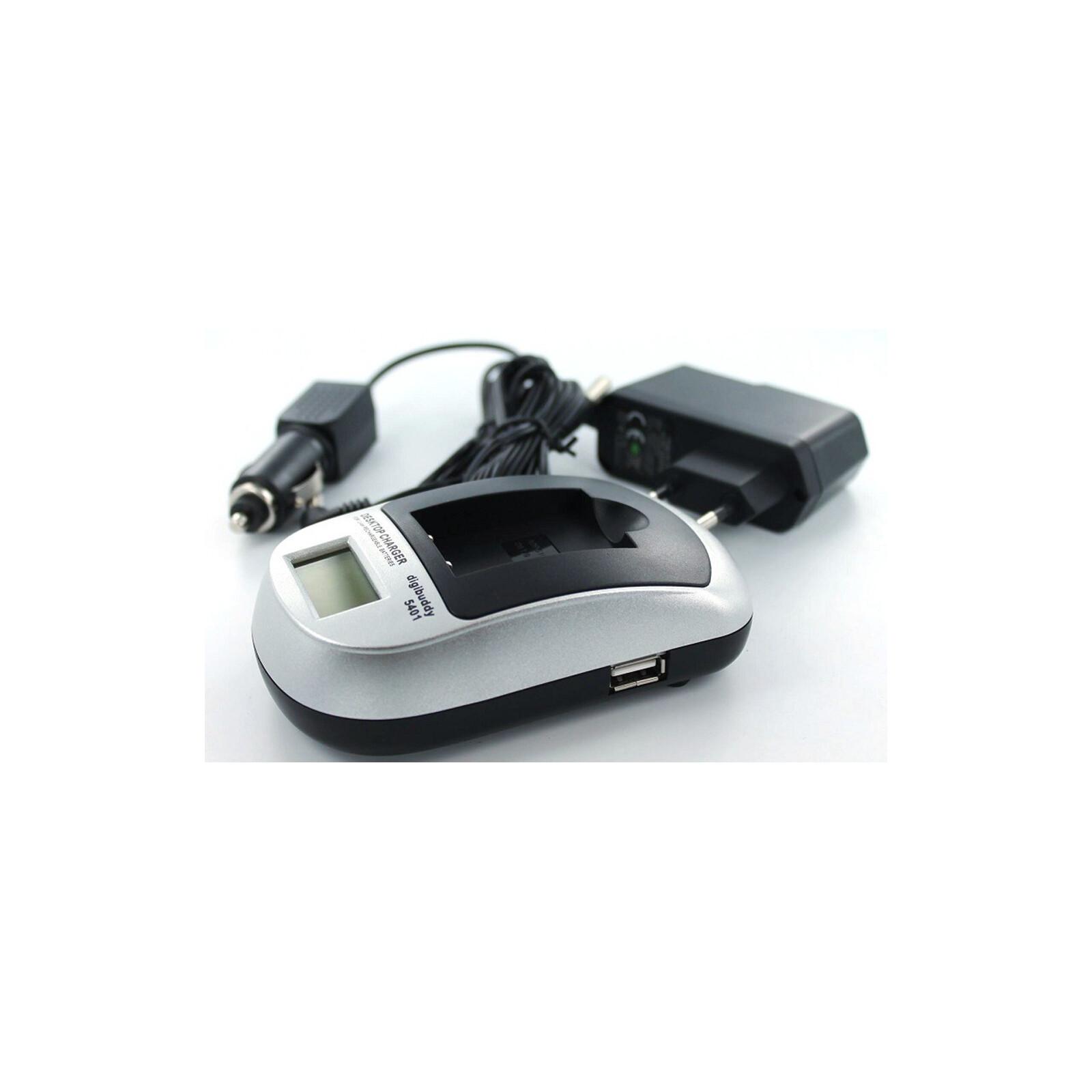 AGI 42249 Ladegerät Panasonic Lumix DMC-LX15