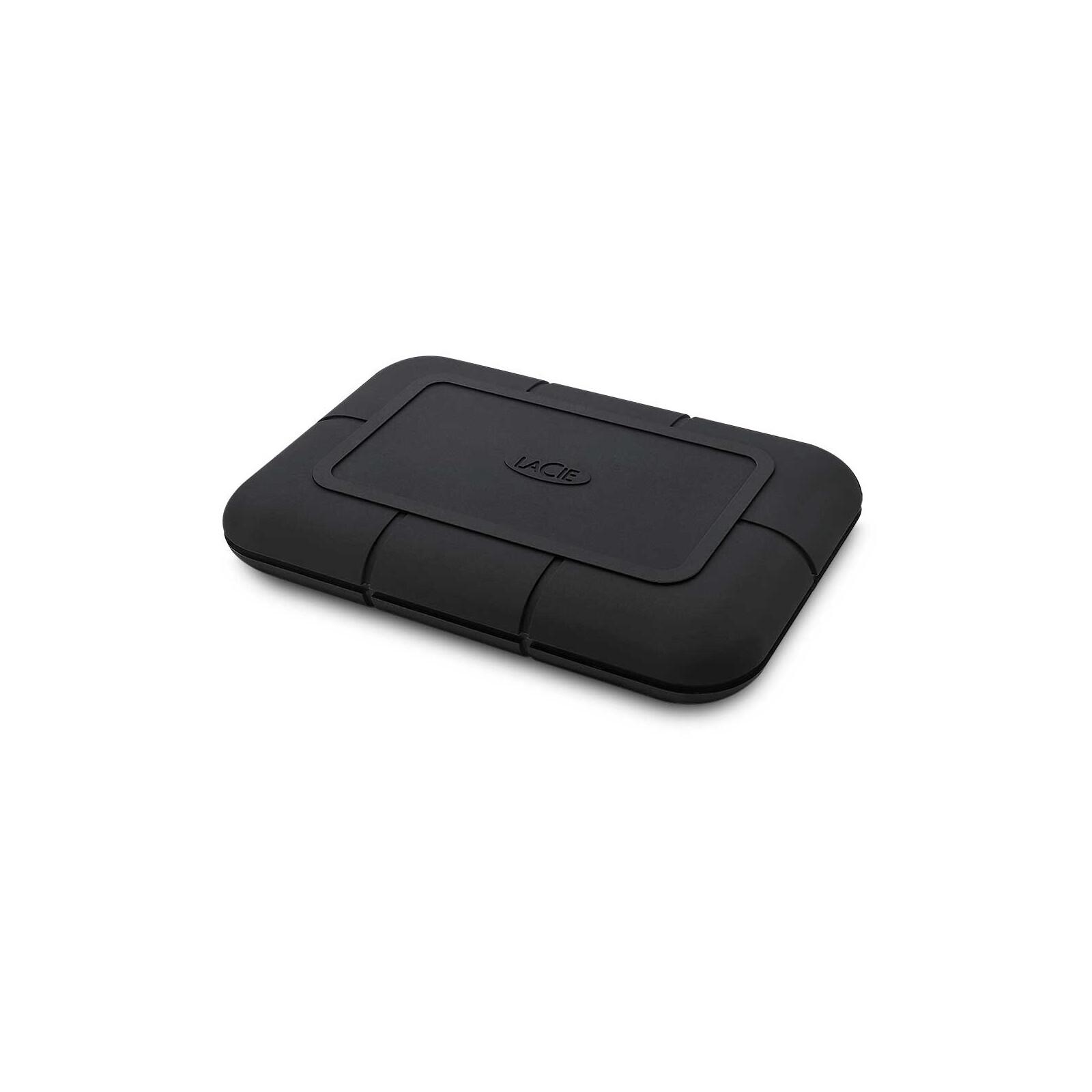 LaCie Rugged PRO SSD 2TB USB 3.1 Typ-C, Rescue