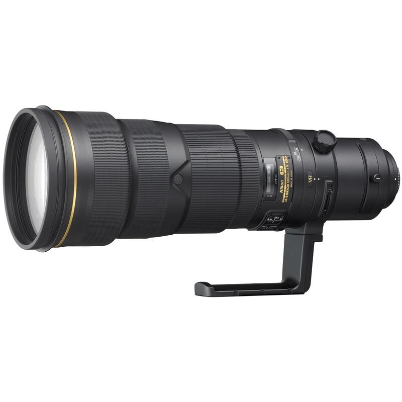 Nikkor AF-S 500/4,0E FL VR + UV Filter