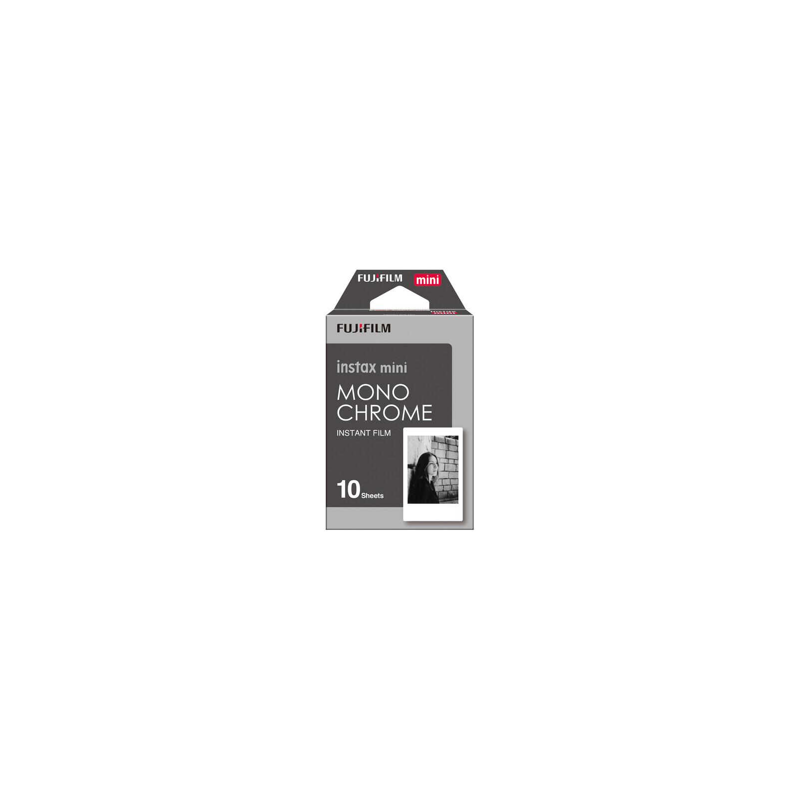 Fujifilm Instax Mini Monochrome s/w + Aufbewahrungsbox