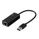 Hama USB 2.0 Fast Ethernet Adapter 10/100 Mbps