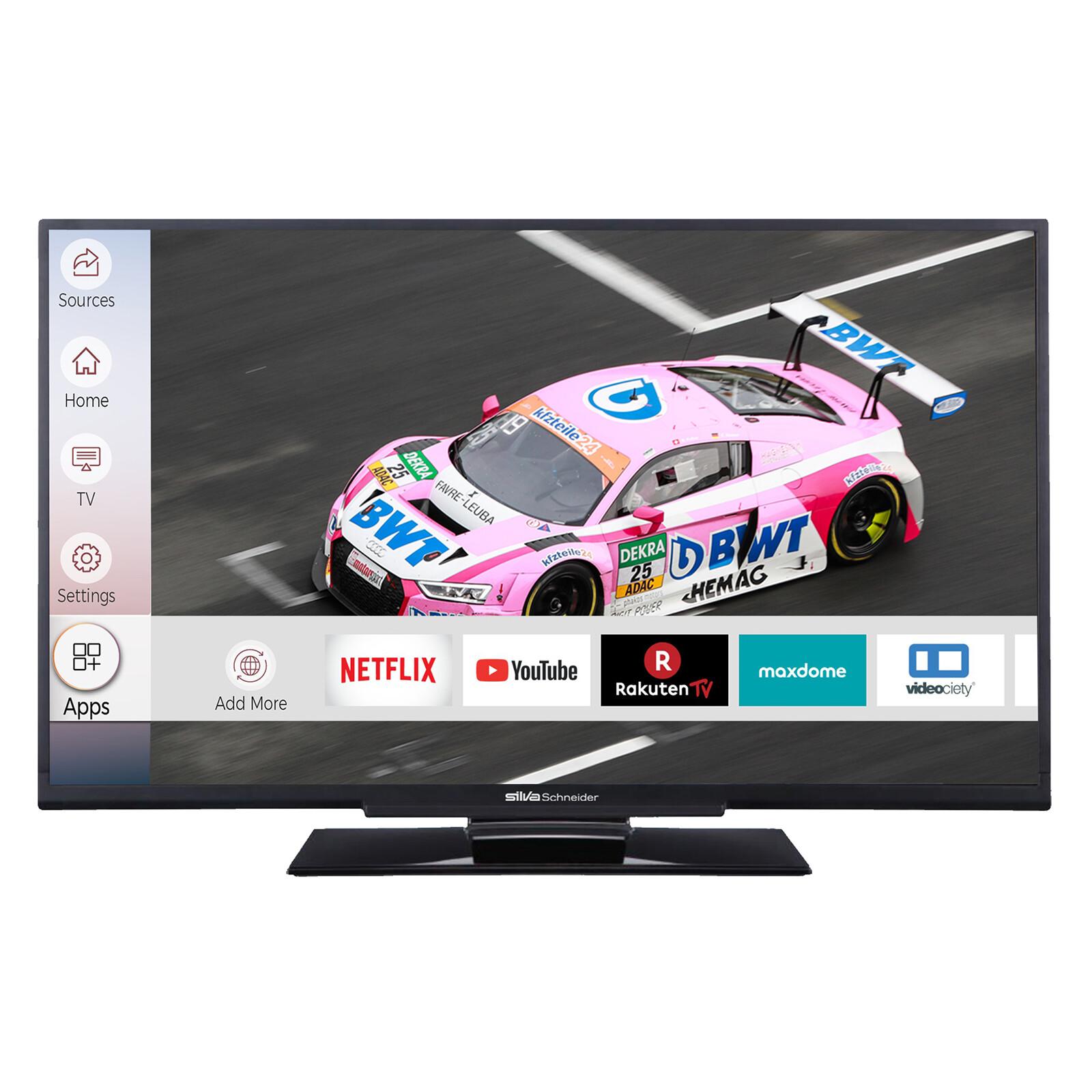 Silva LED 38.64 HTS HD-R Triple Tuner Smart TV