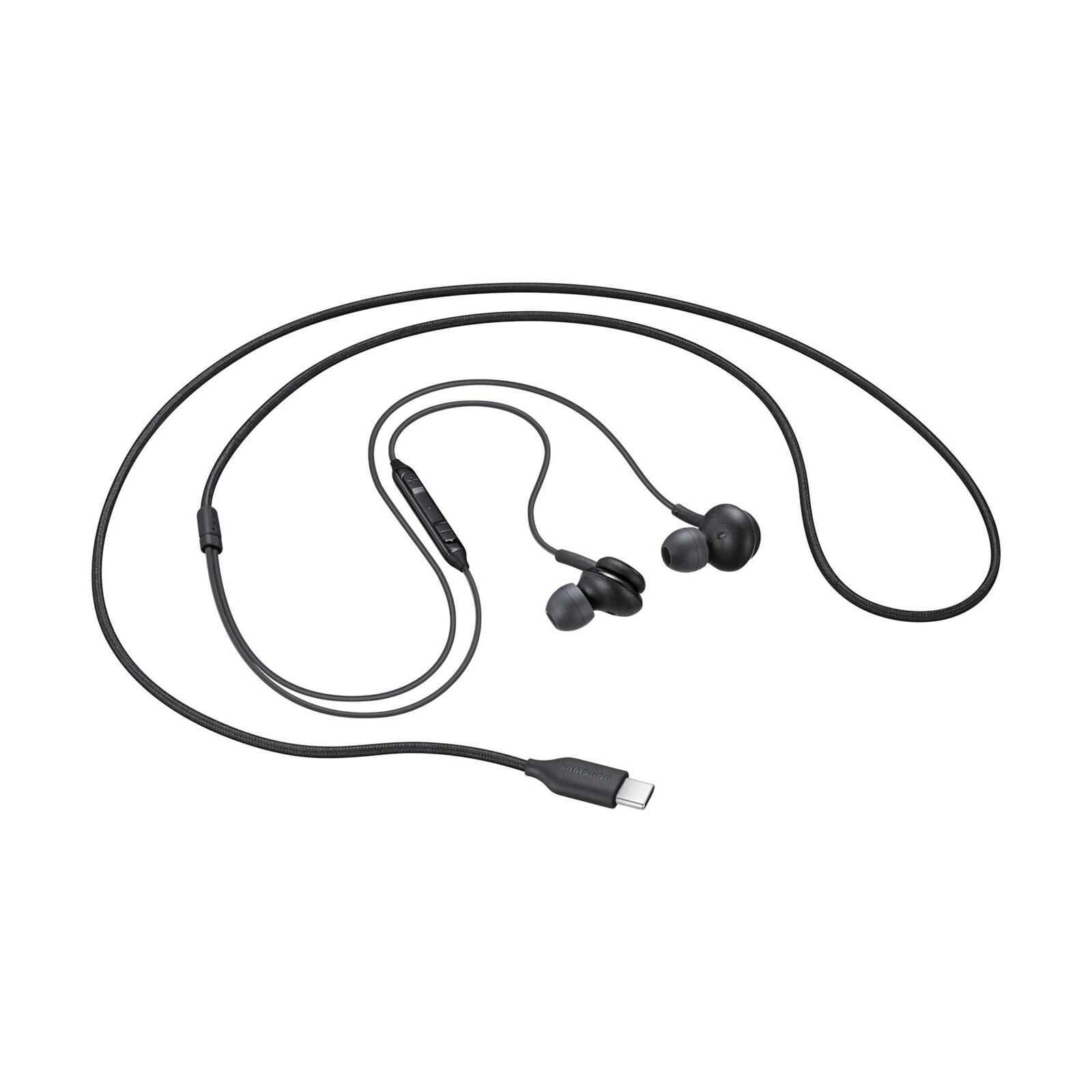 Samsung Earphones Type-C schwarz