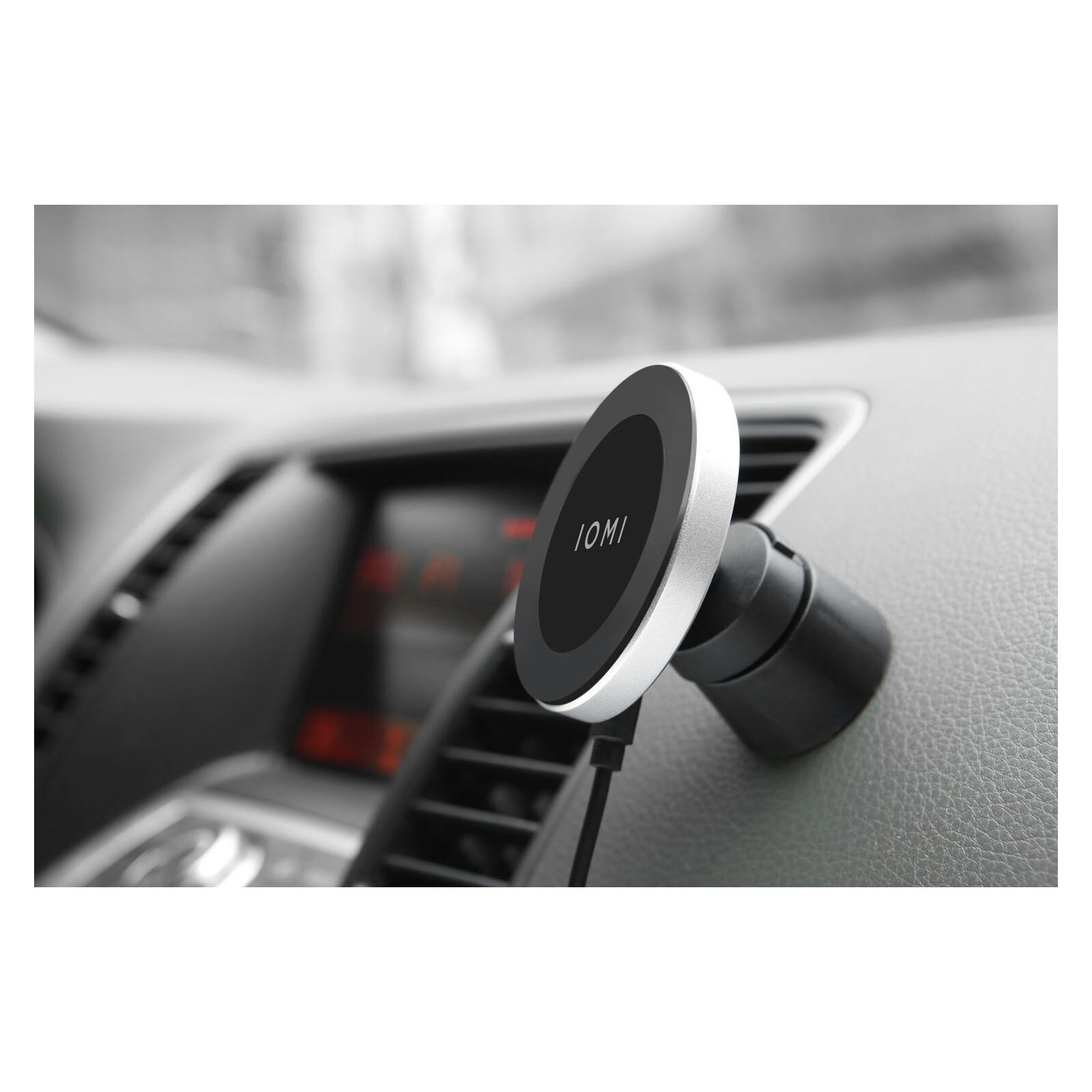IOMI KFZ Halterung und Charger QI Wireless